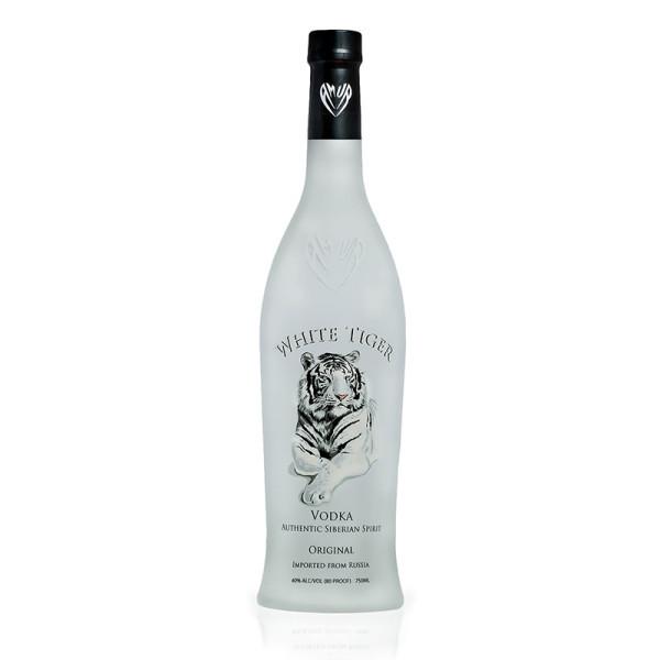 White Tiger Vodka | Best Winter Vodka